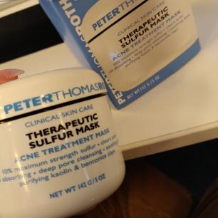 Peter Thomas Roth Therapeutic Sulfur Mask Oöppnad och oanvänd. Köparen betalar porto.