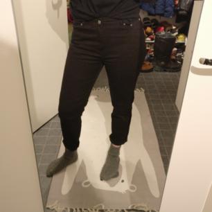 Dr. Denim pepper jeans svarta