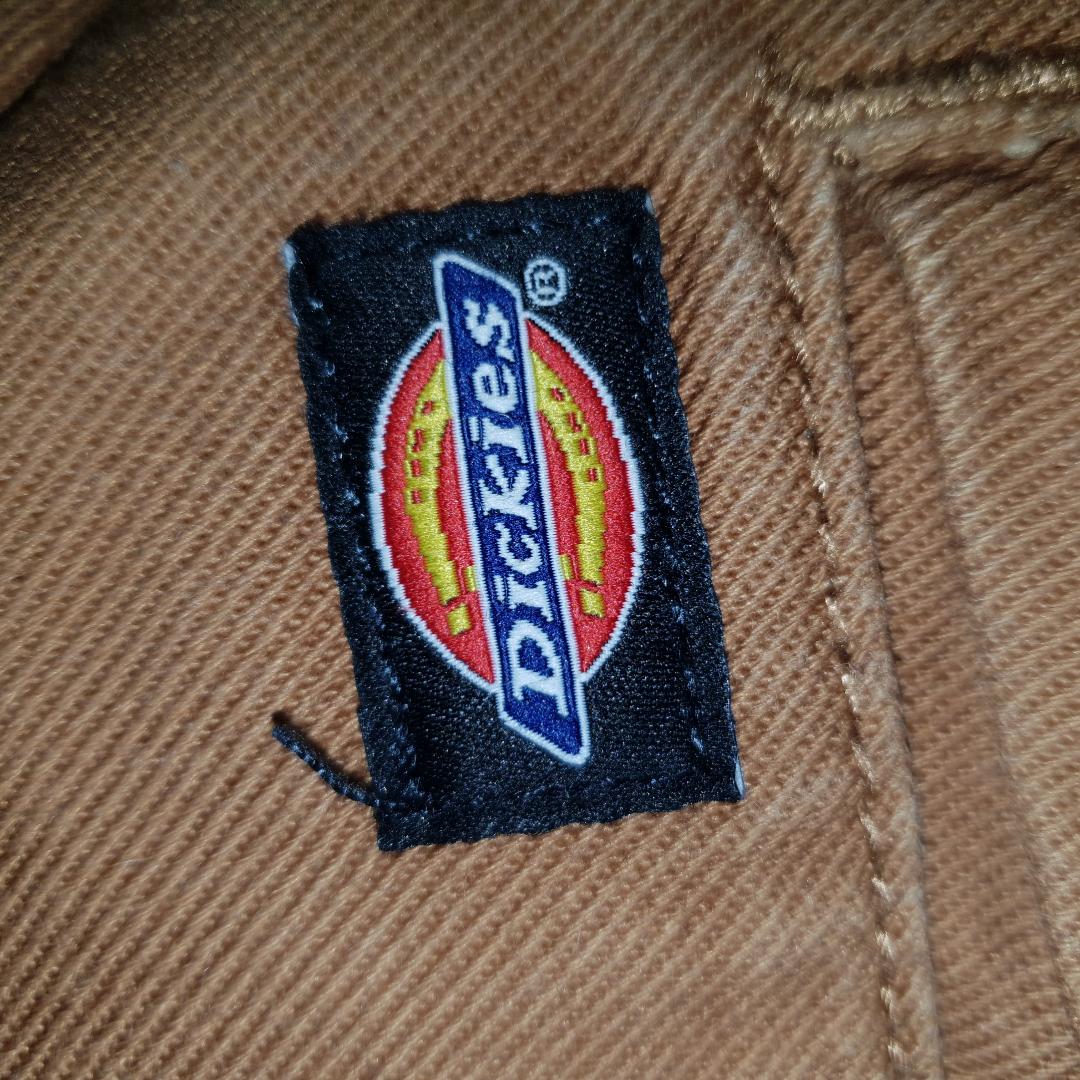 Bruna dickies slim straight byxor  Cond 7/10 Stl 30/32 Priset kan diskuteras vid snabbaffär. Jeans & Byxor.