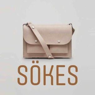 Söker väska som såldes på Cos förra året, om du har en du hade velat sälja så skriv till mig! 🥰