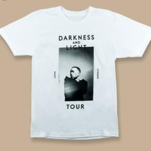 Äkta merchandise John Legend t-shirt från hans konsert