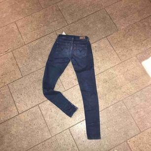 Jeans leggings från Levis, fint skick!