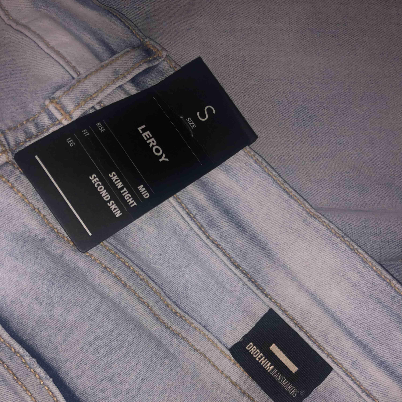 """Jeans från DrDenim """"leroy"""" strl 36/S aldrig använda. Jeans & Byxor."""