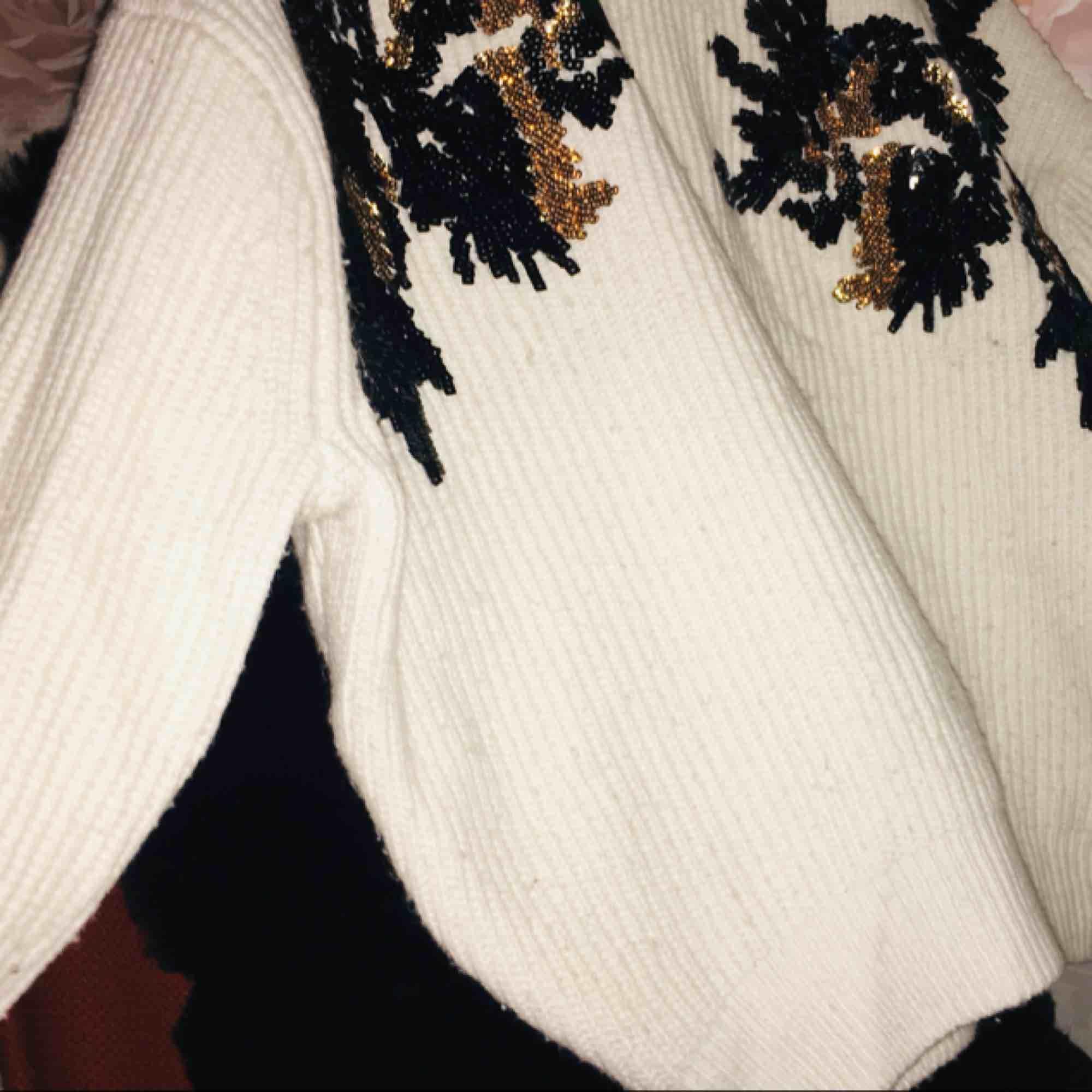 fin stickad tröjan från hm . Tröjor & Koftor.