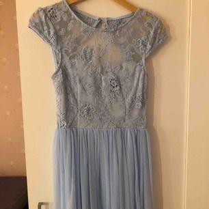 Fin klänning, använd en gång!