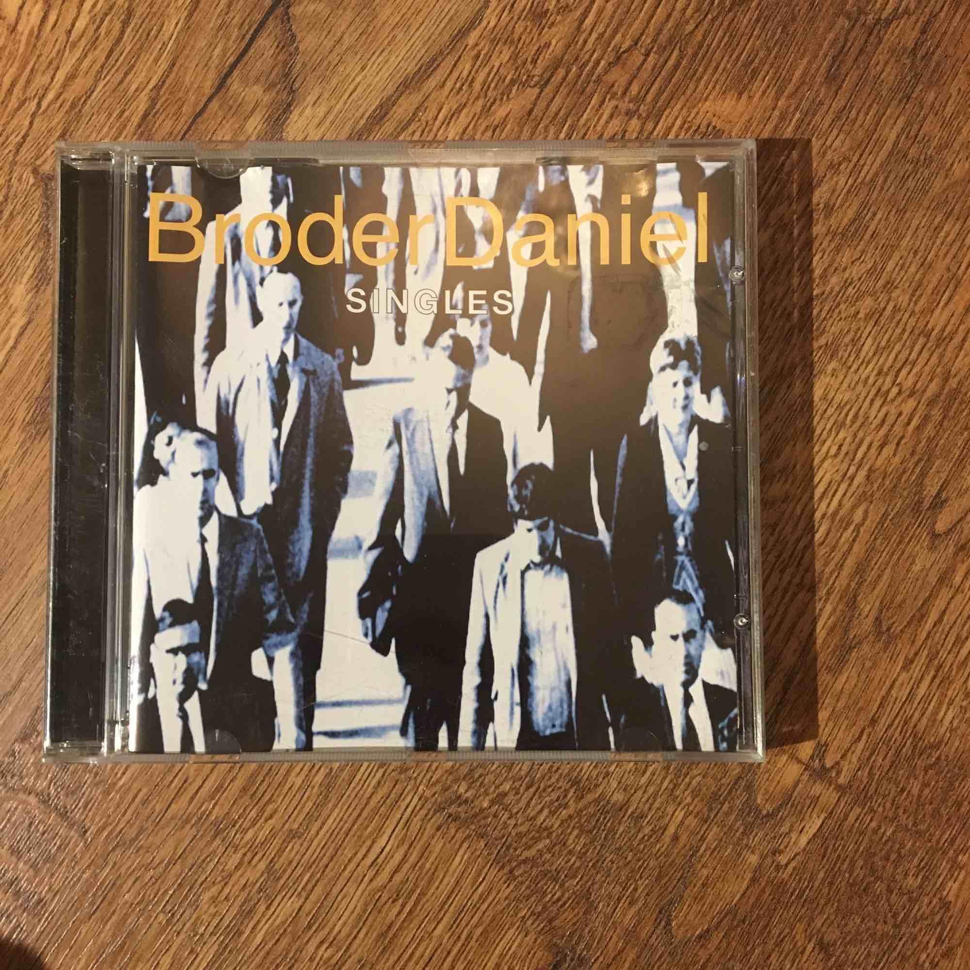 Broder Daniel - singels CD. Övrigt.