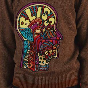 Jättesnygg stickad tröja från Unif. Nypris 900kr Den är utsåld från hemsidan. Gör ont att sälja den men använder allt för sällan
