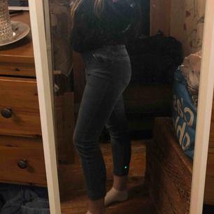 Jätte snygga jeans från Hm använd ett par gånger Köparen står för frakten