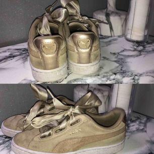 Säljer mina puma skor strl 37,5