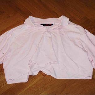 Snygg, Oversize kappa skjorta, kort men sjukt najs o lite pösig, används inte längre