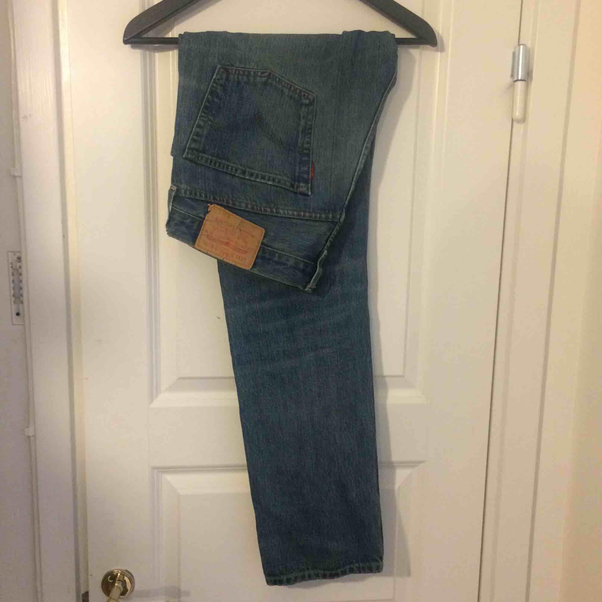 Levi's 501. Jeans & Byxor.