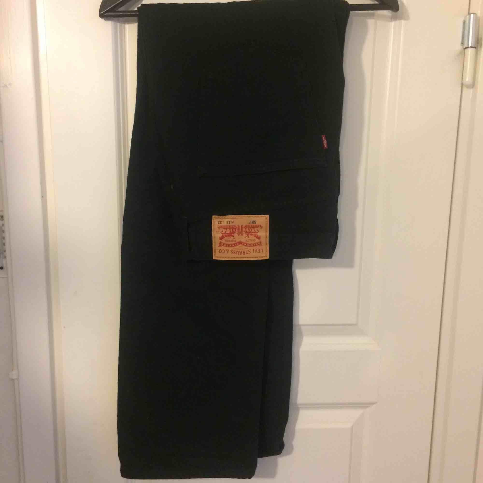 Levi's 501 black. Brand new!. Jeans & Byxor.