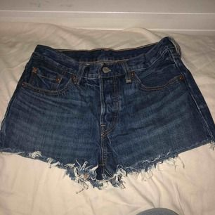 Levis shorts i storlek 26W. Frakt tillkommer.