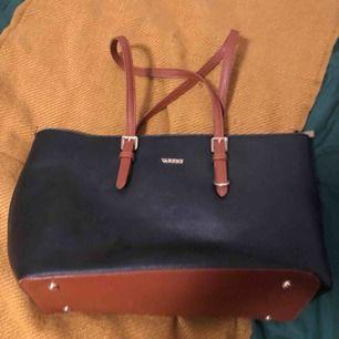 Säljer min handväska som jag köpte från Ullared för något år sedan. Är bra och har mycket utrymme. Frakt tillkommer