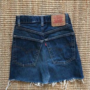 Vintage jeanskjol, Levis!
