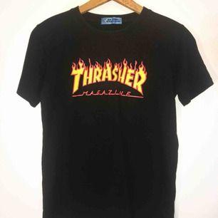 Fake Thrasher-tröja. Knappt använd, så jättefint skick!💖   💙 Fraktar & möter upp 🦋