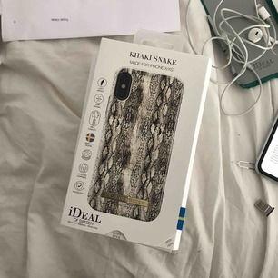 Nytt och trendigt skal från ideal of Sweden!! helt oanvänt endast öppnat. Fel storlek för min telefon därför ej använt. Säljer för 170+frakt.