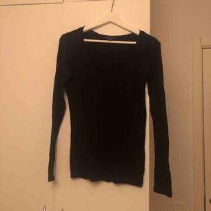 Svart långärmad tröja (V-ringad) från Ralph Lauren, Svart. Frakt tillkommer annars kan jag mötas upp i Linköping eller Stockholm ev.