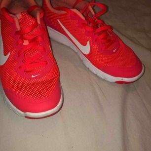 Snygga tränings skor som är använd max 5 gånger inomhus