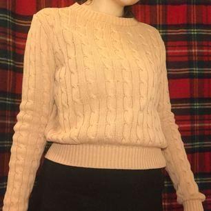 Ljusrosa stickad tröja från American Apparel  Fri frakt💌