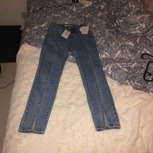 Superfina jeans från nakd som tyvärr inte har kommit till användning.