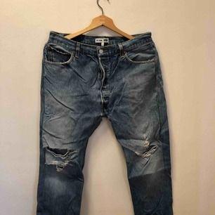 Levis re/done, stl 31/32, herr jeans med snygg tvätt Nypris: 1499:-