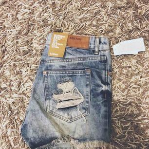 Hej! Säljer dem här shortsen från h&m, dem är i väldigt fint skick. Frakt:30kr
