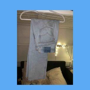 Sjukt snygga vintage Levis jeans knappt använda, rak modell