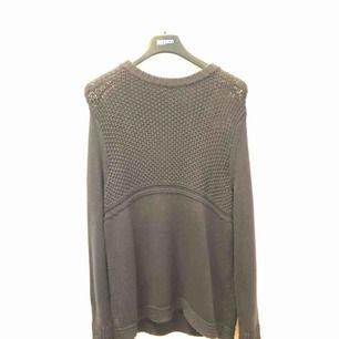 Oversized stickad tröja från Acne studios i stl M