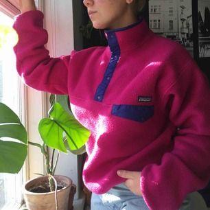 INTRESSEKOLL!! Funderar på att sälja min vintage patagonia fleece, så kollar om någon är intresserad!
