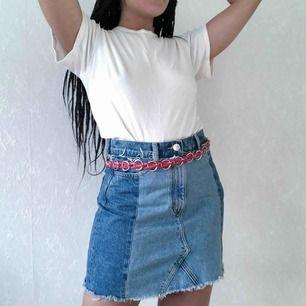 Snygg jeans kjol! 54kr frakt ☀️