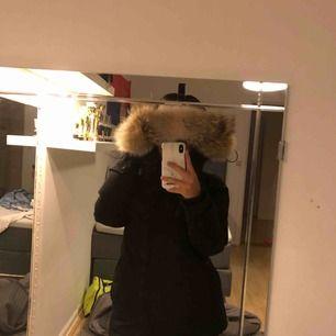Säljer min Nobis jacka, har använt den halva vintern 2018. Självklart är jackan ÄKTA och ingen kopia, tjejmodell. Man stänger jackan med hjälp av magneter & dragkedja! Väldigt varm tycker jag & bra kvalité!  NYPRIS 12.000kr! Göteborg