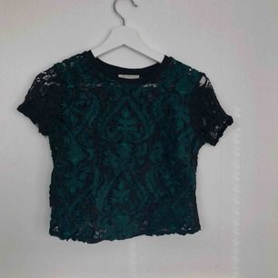 Spets t-shirt från Zara. 50kr + frakt 💘