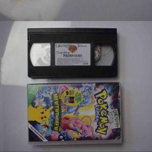 Pokémon vhsfilm!😍