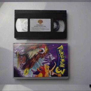 Pokémon vhsfilm!