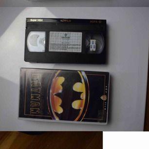 Batman vhsfilm!