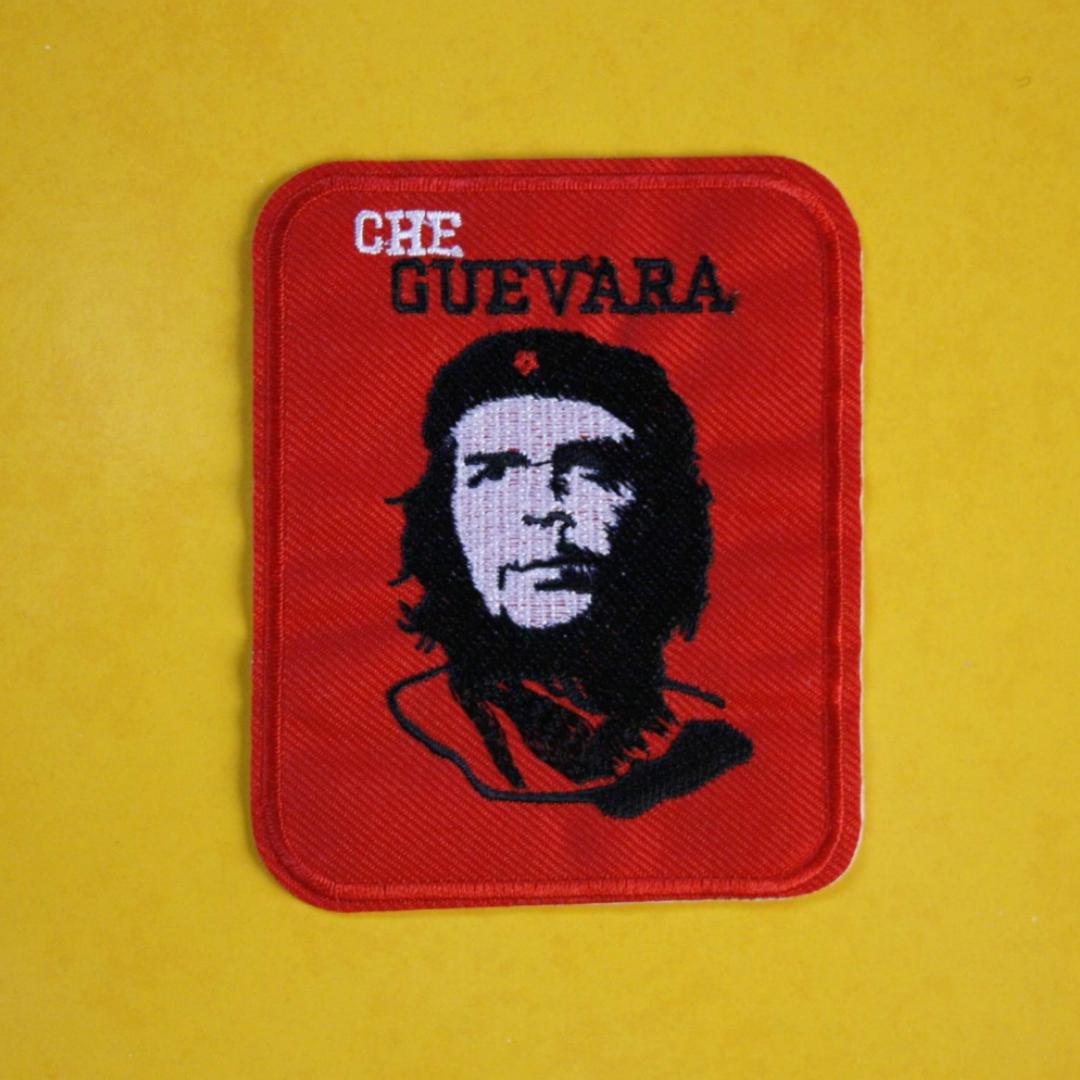 Patch med Che Guevara ca 8x6,5 cm fri frakt!!! . Övrigt.