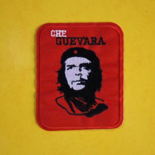 Patch med Che Guevara ca 8x6,5 cm fri frakt!!!