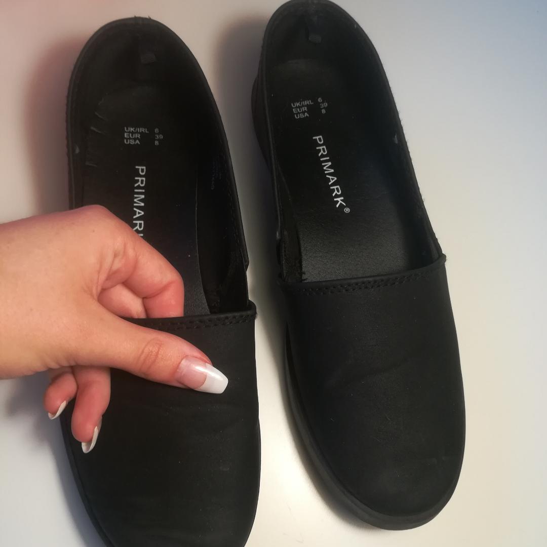 Skor från primark endast testade. Storlek 39✨. Skor.