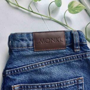 Trendiga jeans från Monki💃🏼 högmidjade