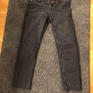 Mom jeans från zara använda 2-3 gng