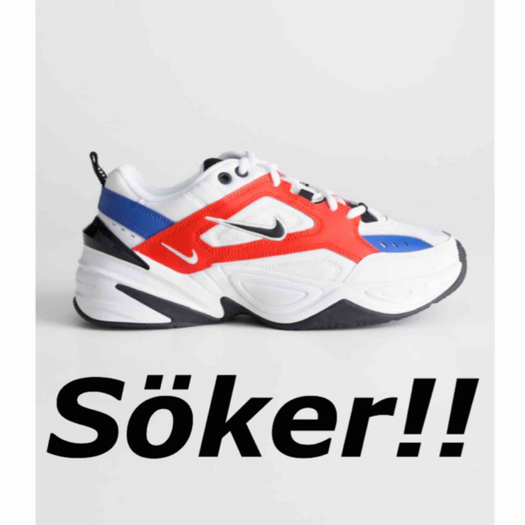 half off 85489 6bbe1 Leder du efter et par Nike m2k techno i størrelse 38 eller 39. Sko.