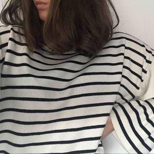 Jättefin tröja från Zara i gott skick. Strl M.