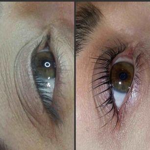 Lash Lift är en ny metod som lyfter, färgar och ger volym till dina egna ögonfransar. Färgning och keratinbehandling ingår! Priserbjudande: 350 kr (ordinarie pris 750 kr) 💎