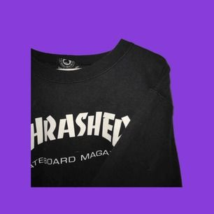 Thrasher crewneck skick:7/10 300kr nypris:749