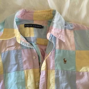 Super fin skjorta på sommaren!! Ralph lauren