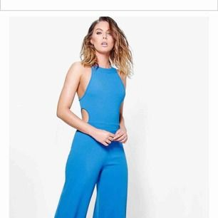 svin snygg jumpsuit från boohoo, nypris 700 för ett par år sedan så finns ej att köpa längre! jättebra skick