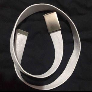 Buckle belt från eBay