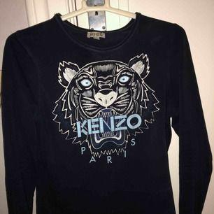 Kenzo T-shirt (alltså inte samma material som sweatshirt)  Äkta, köpt i USA