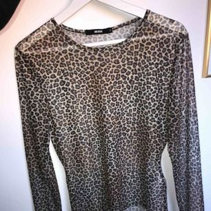 Leopard tröja strl S